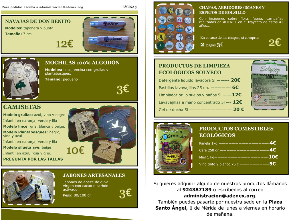 Catalogo de productos 2